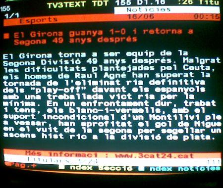 Teletexto de TV3