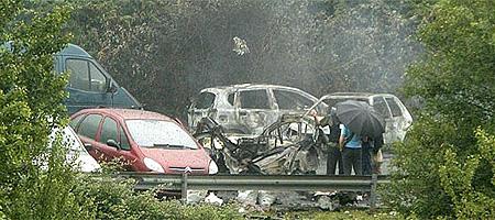 Coche bomba de ETA en Vizcaya