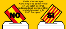 Referendo para la independencia de Cataluña