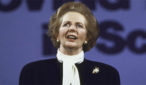 Fallece Margaret Thatcher