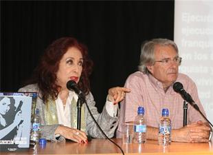 Lidia Falcón y Miguel Riera