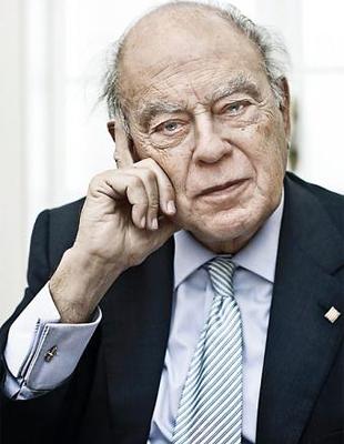 Jordi Pujol, ex presidente de la Generalidad (foto: centre d'Estudis Jordi Pujol).